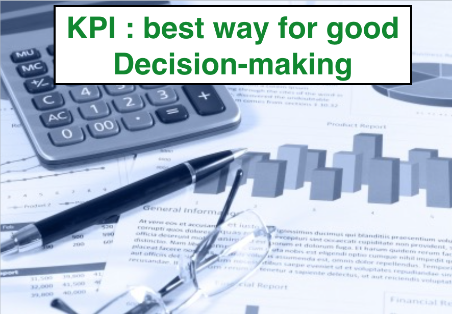 KPI: the answer to almost every entrepreneur's questions
