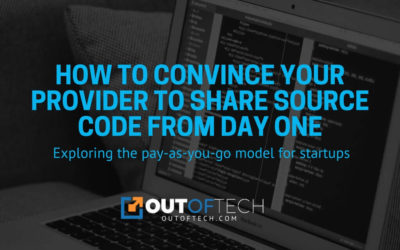 How to convince your provider to share source code from day one