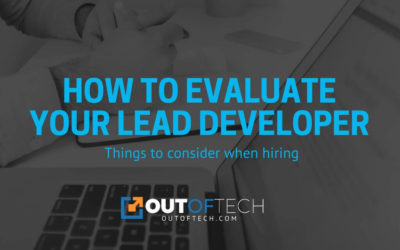 How to evaluate your lead developer