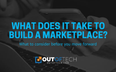 What does it take to build a marketplace?