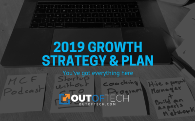 2019 Growth strategy and plan: You've got everything here