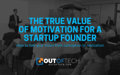 The true value of motivation for a startup founder