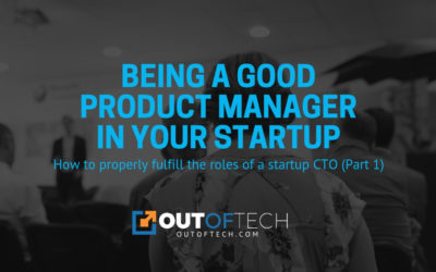 Being a good product manager in your startup
