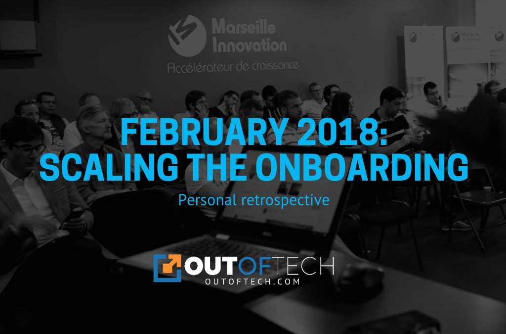 February 2019: Personal retrospective