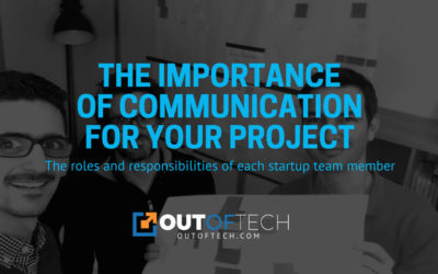 The importance of communication for your project