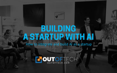 Building a startup with AI