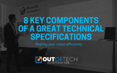 8 Key Components for Great Technical Specifications