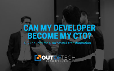 Can my developer become my CTO?