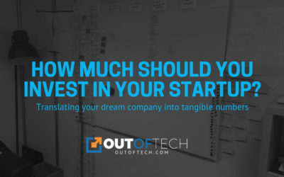 How much should you invest in your startup?