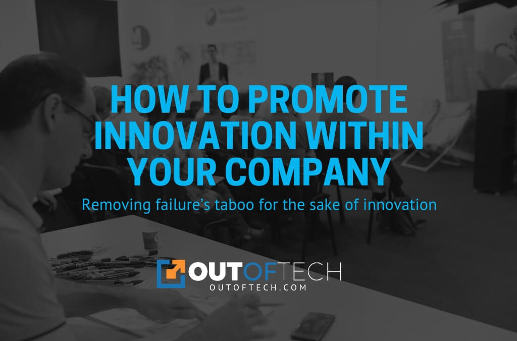 How to promote innovation within your company