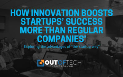 How innovation boosts startups' success more than regular companies'