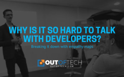 Why is it so hard to talk with developers?